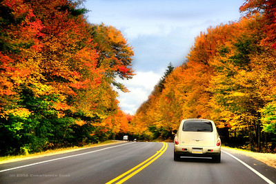 Kancamagus: Best driving road in America