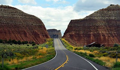 Utah Scenic Byway 12: Best Driving Road in America