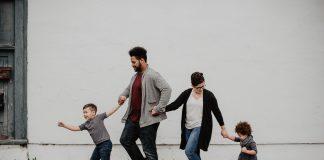 Parents raising good kids