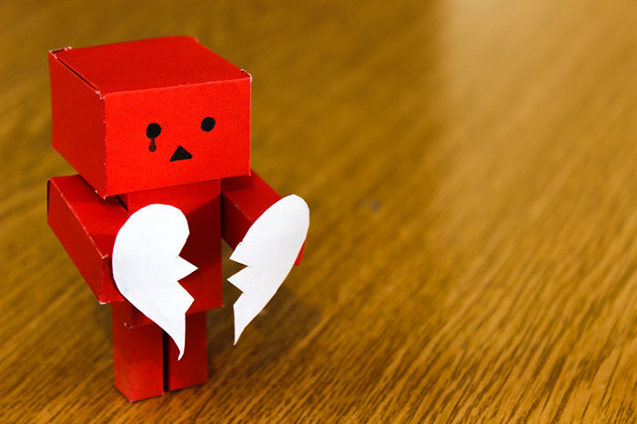 break-up hurts