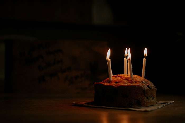 Bake her a cake