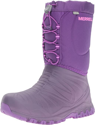 Merrell Little Kids Snow Quest Lite Boots