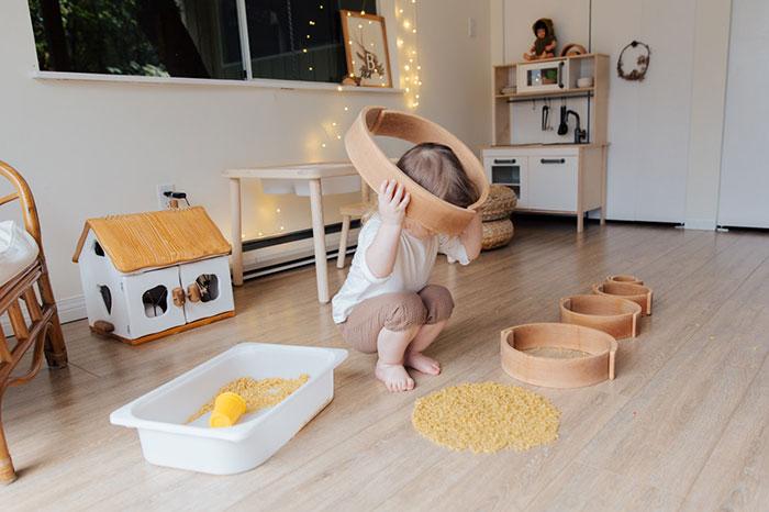different activities wih kids