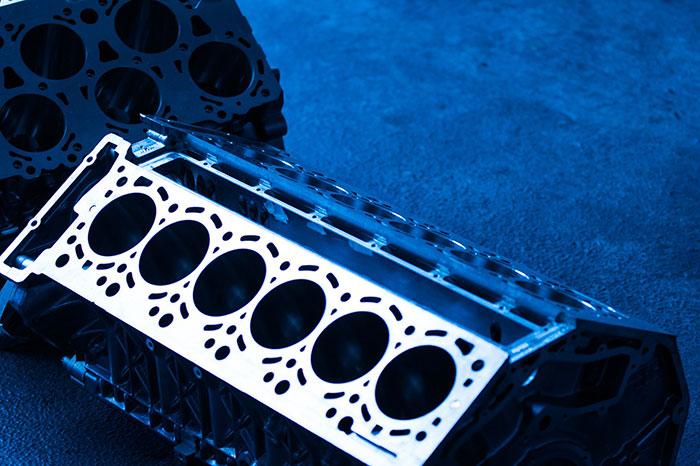 engine head block