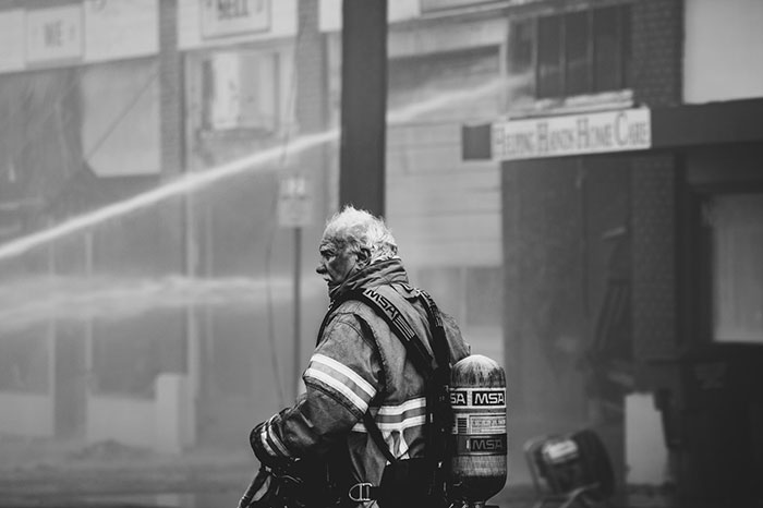 firefighter retirement