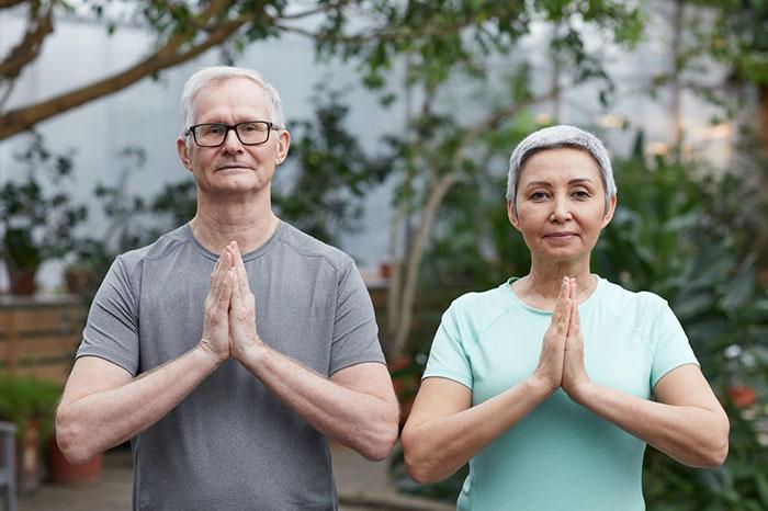 Sexual benefits of yoga