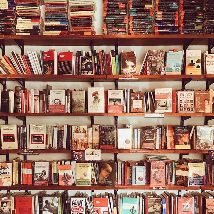 Shelf for Books