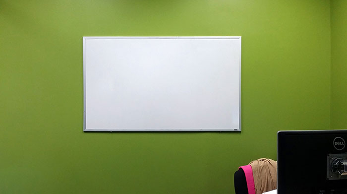 Whiteboard for home classroom