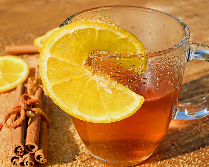 Cinnamon and grapefruit drink to cut down belly fat overnight