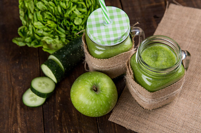 Cucumber drink to lose weight