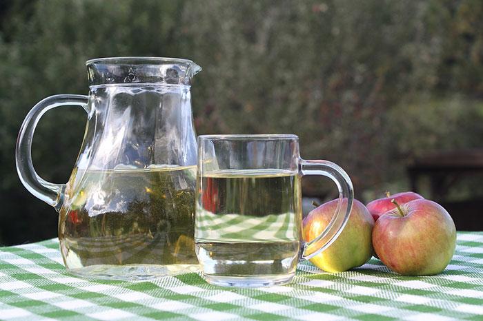 Apple Cidar Drink to shrink belly fat overnight