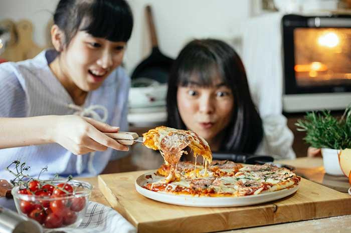 Amazing Korean Pizza