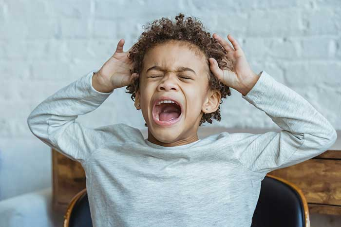 Symptoms of Children Phobias