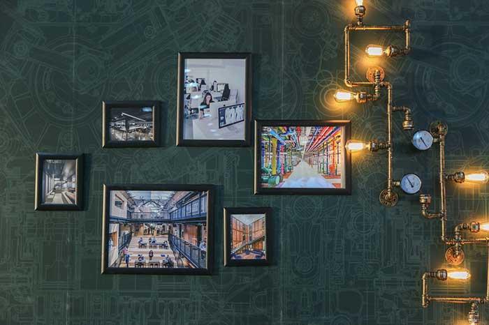 framing canvas art