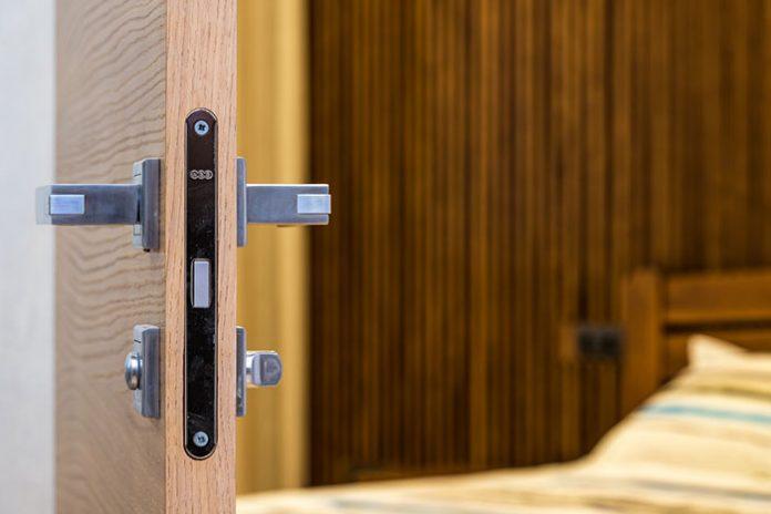 home depot door handles
