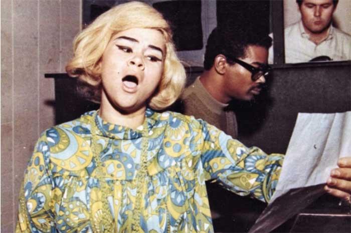 Etta James Aretha Franklin