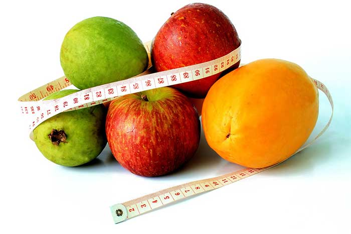 Eating fruits is best for lose weight