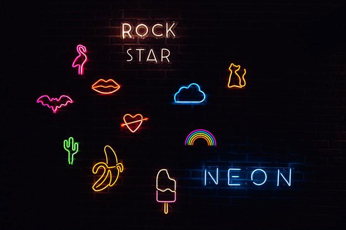 Neon Light Signs