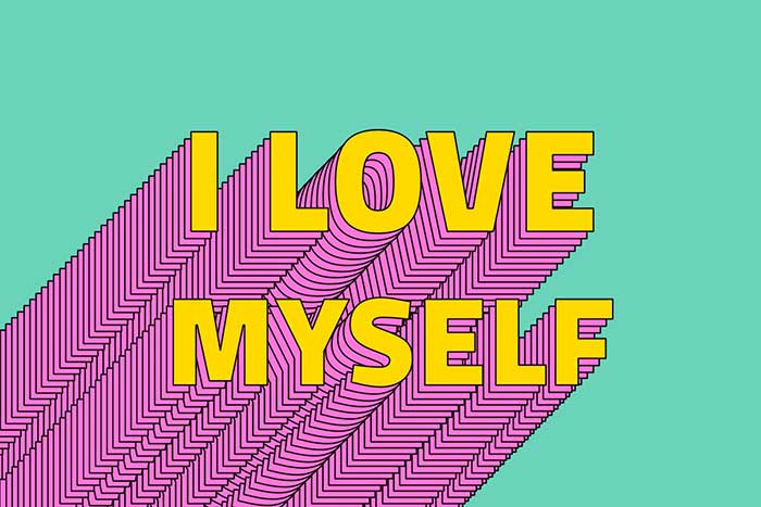 How to fall in love with yourself made simple